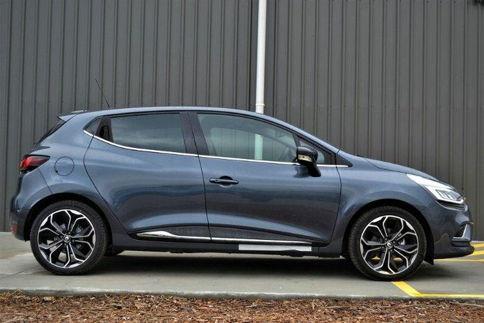 2019 Renault Clio Intens IV B98 Phase 2 TITANIUM GREY