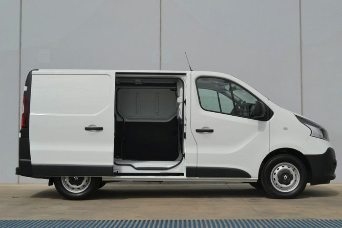 2018 Renault Trafic 85kW X82 GLACIER WHITE SWB
