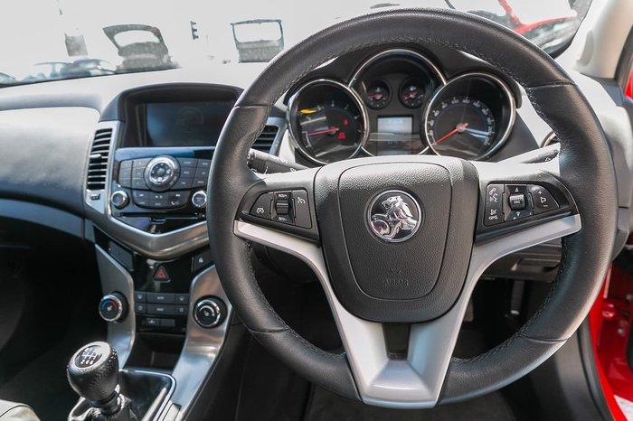 2014 Holden Cruze SRi JH Series II MY14 Red