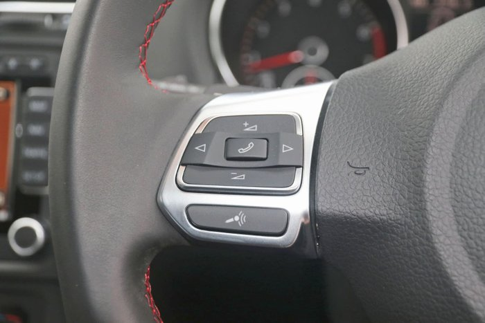 2011 Volkswagen Golf GTI Adidas VI MY11 White