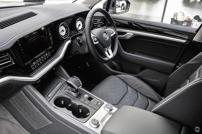 2019 Volkswagen Touareg 190TDI Launch Edition CR MY19 Four Wheel Drive Grey