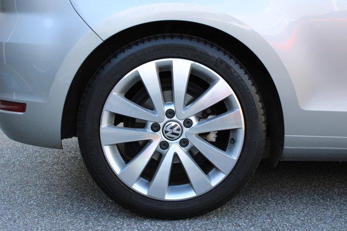 2013 Volkswagen Golf 118TSI VI MY13.5 Silver