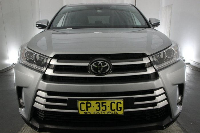 2017 Toyota Kluger