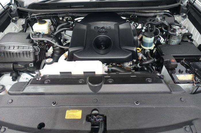 2016 Toyota Landcruiser Prado GXL GDJ150R 4X4 Dual Range White
