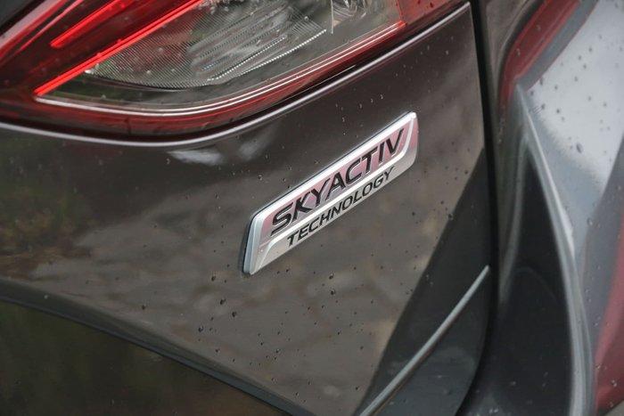 2018 Mazda 3 Touring BN Series Grey
