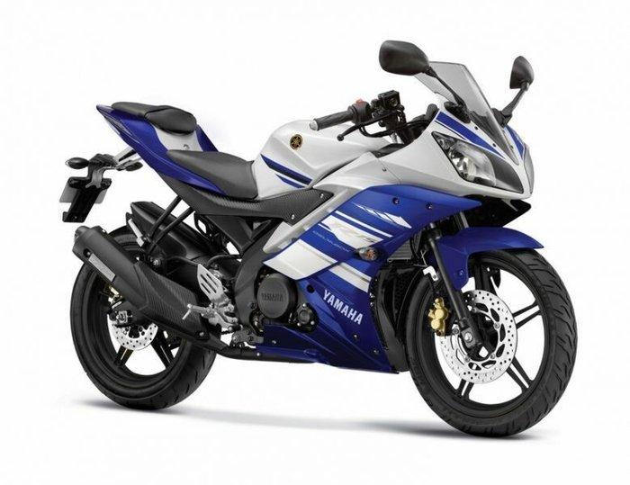 2015 Yamaha YZF-R15