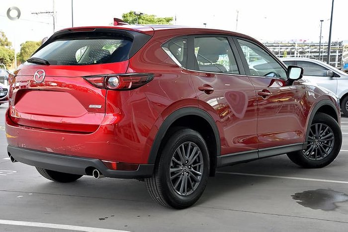 2019 Mazda CX-5 Maxx Sport KF Series Red
