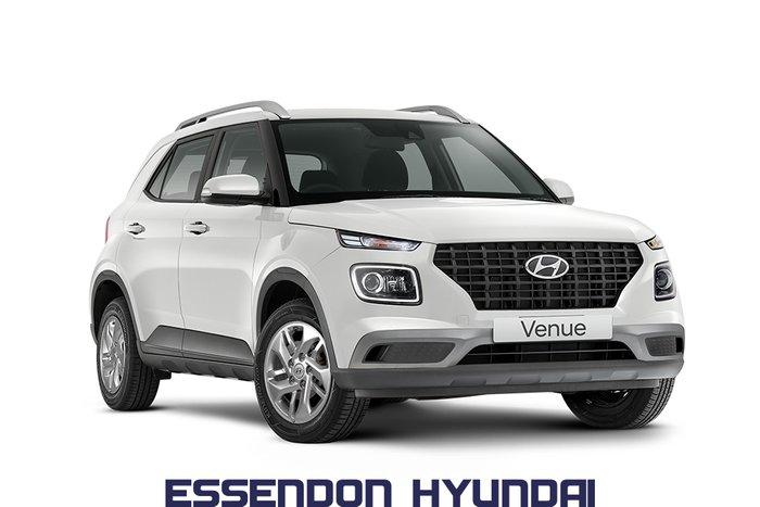 2019 Hyundai Venue Active QX MY20 White