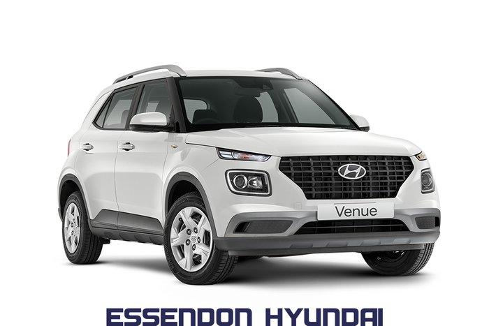 2019 Hyundai Venue Go QX MY20 White