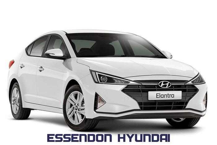 2019 Hyundai Elantra Active AD.2 MY19 White