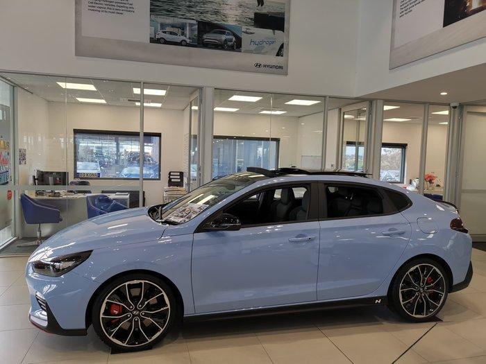 2019 Hyundai i30 N Performance PDe.3 MY19 Blue