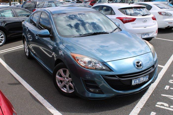 2009 Mazda 3 Maxx Sport