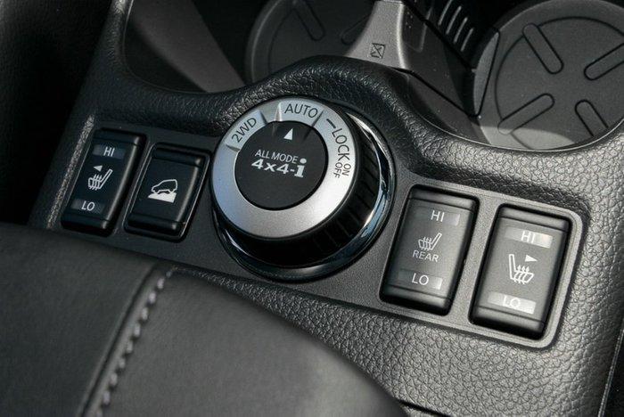 2018 Nissan X-TRAIL Ti T32 Series II 4X4 On Demand RUBY RED
