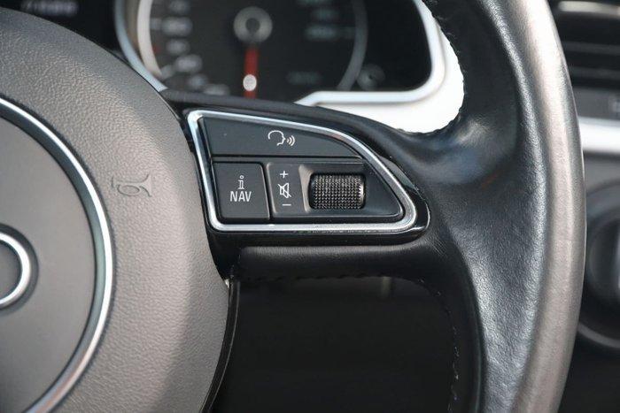 2015 Audi A5 8T MY15 Silver