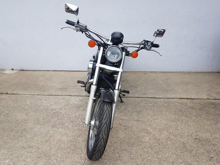 2011 Honda VT750S GREY