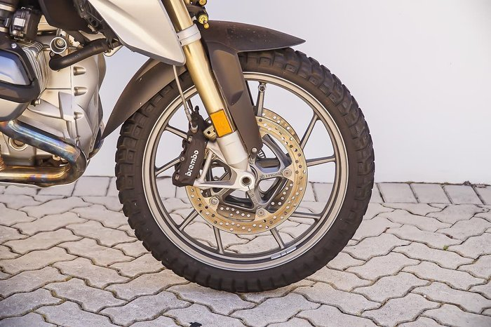 2013 BMW R 1200 GS null null Red