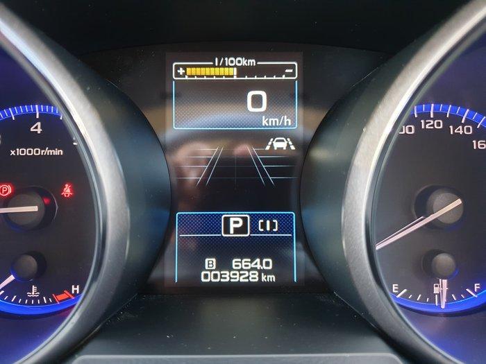 2018 Subaru Outback 2.5i 5GEN MY19 Four Wheel Drive Silver
