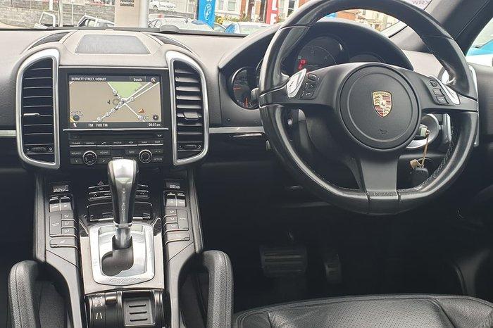 2012 Porsche Cayenne Diesel 92A MY12 4X4 Constant Grey