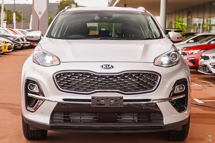 2019 Kia Sportage SX+ QL MY20 Silver