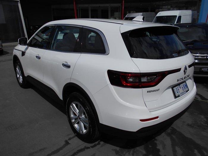 2019 Renault Koleos Life HZG White
