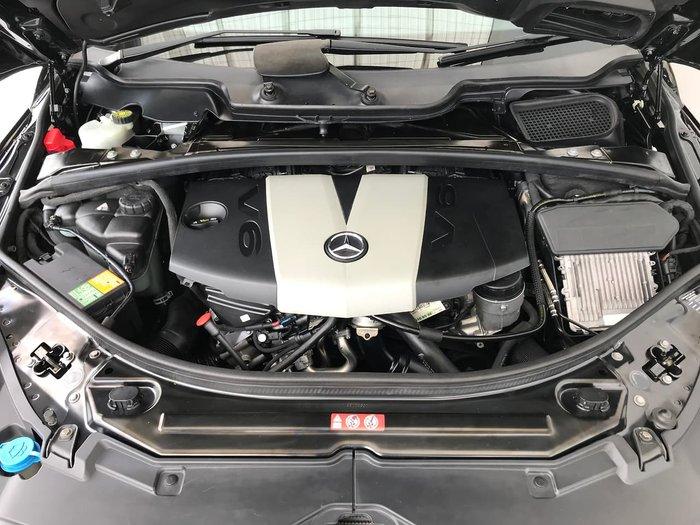 2011 Mercedes-Benz R-Class R350 CDI 251 MY11 Four Wheel Drive Black