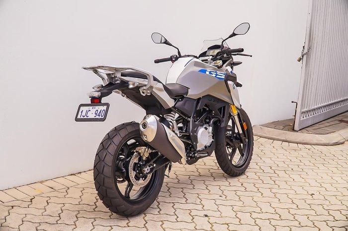 2019 BMW G 310 GS null null White