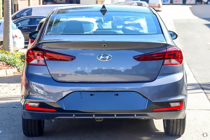 2018 Hyundai Elantra Active AD.2 MY19 Grey