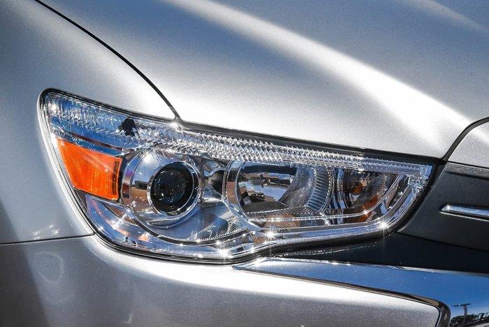 2018 Mitsubishi ASX ES ADAS XC MY19 Silver