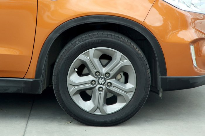 2016 Suzuki Vitara RT-S LY Orange