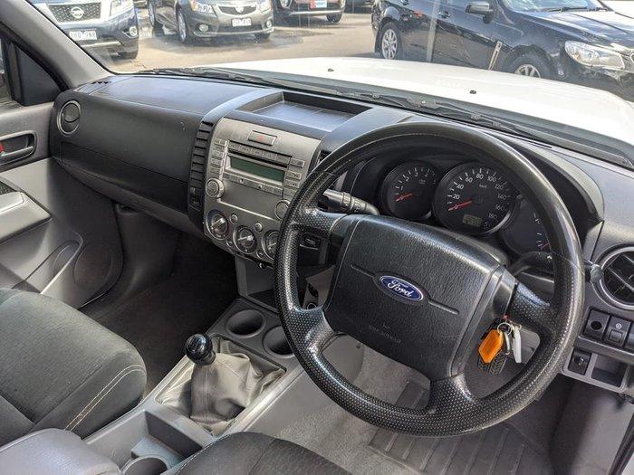 2010 Ford Ranger XL Hi-Rider PK White