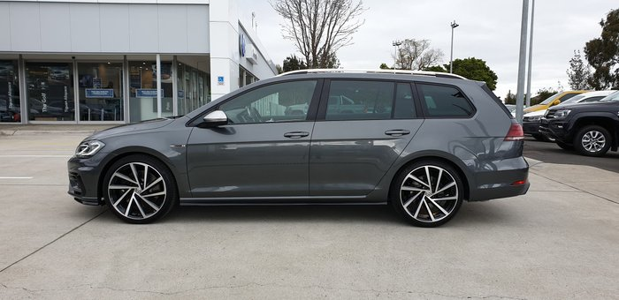 2019 Volkswagen Golf R 7.5 MY19.5 Four Wheel Drive Grey