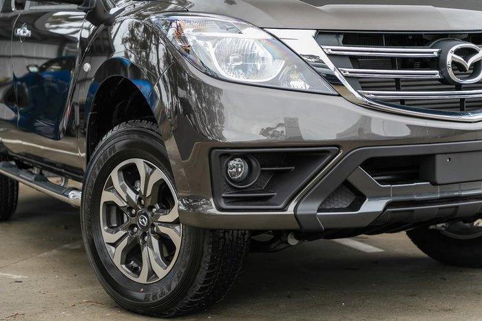 2019 Mazda BT-50 XTR UR 4X4 Dual Range Bronze