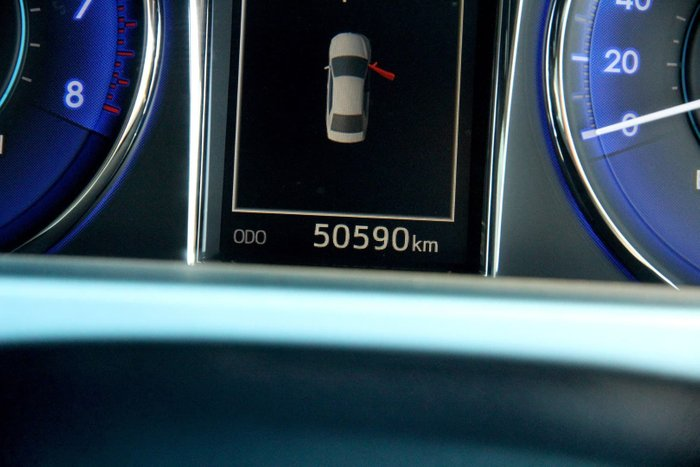 2016 Toyota Camry Atara SL ASV50R Silver
