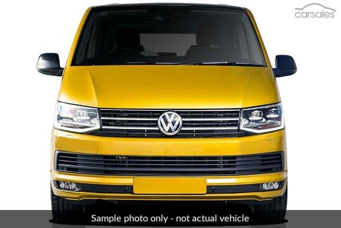 2018 Volkswagen Multivan TDI340 Comfortline T6 MY18 Yellow