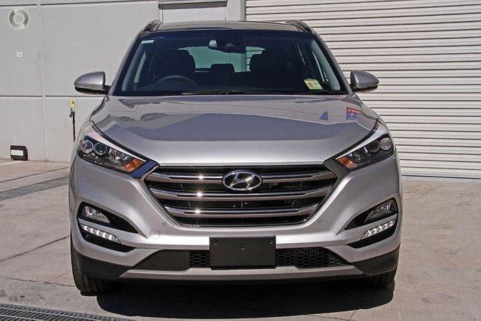 2018 Hyundai Tucson Highlander TLE2 MY18 4X4 On Demand Silver