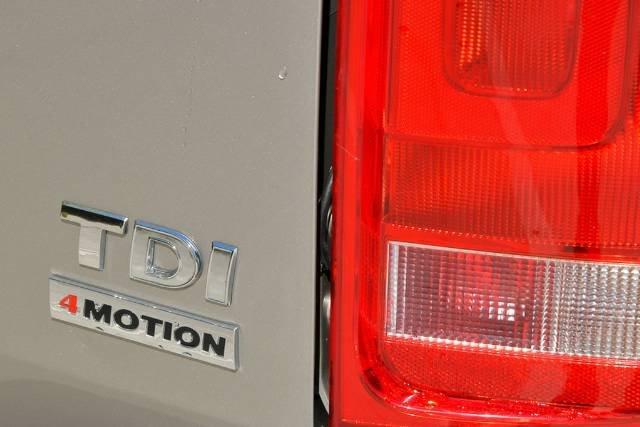 2011 Volkswagen Amarok TDI400 Highline 2H 4X4 Dual Range SAND BEIGE