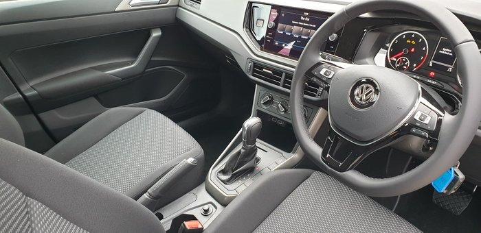2019 Volkswagen Polo 70TSI Trendline AW MY19 Blue