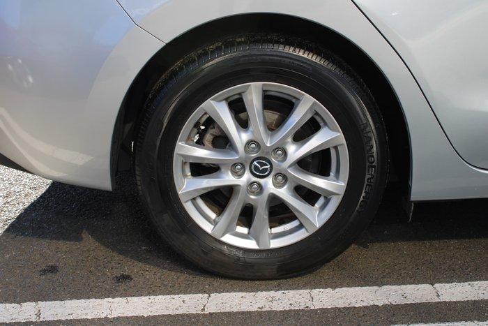 2017 Mazda 3 Maxx BN Series Silver