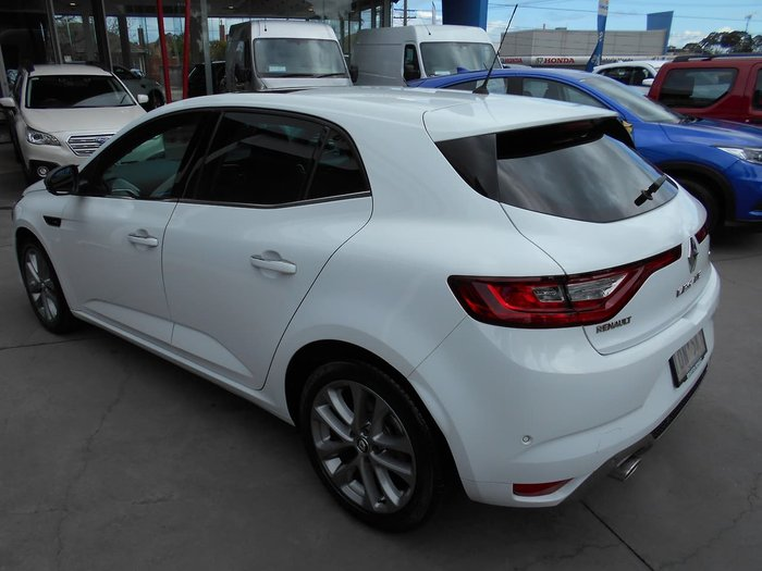 2018 Renault Megane GT-Line BFB White
