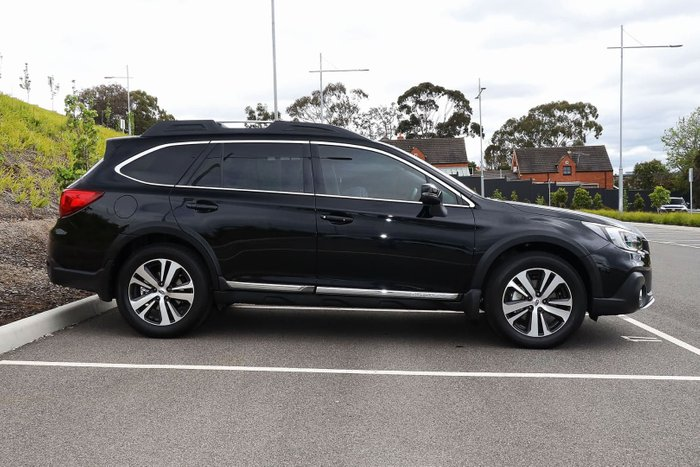 2019 Subaru Outback 3.6R 5GEN MY19 Four Wheel Drive Black