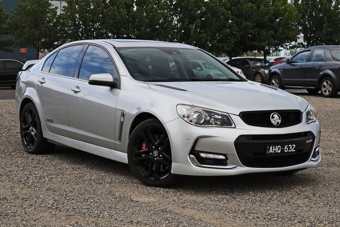 2016 Holden Commodore SS V Redline VF Series II MY16 Silver