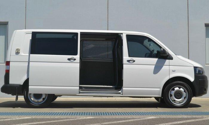 2015 Volkswagen Transporter TDI400 T5 MY15 CANDY WHITE