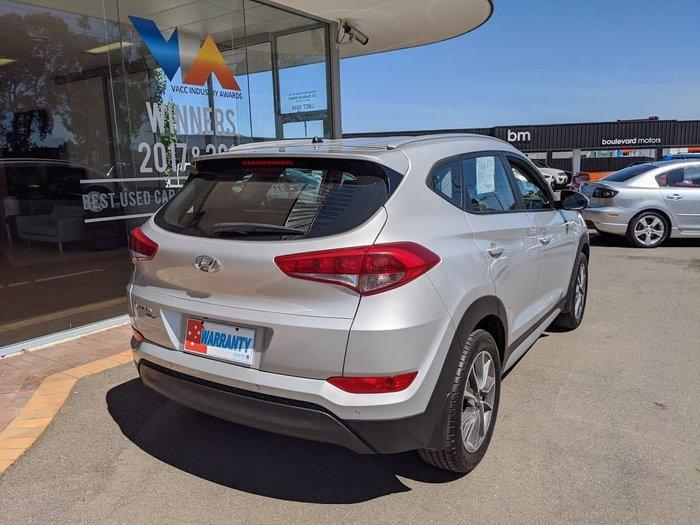 2017 Hyundai Tucson Active X TL MY18 Silver