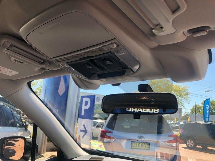 2019 Subaru Forester 2.5i-S S5 MY19 Four Wheel Drive Black