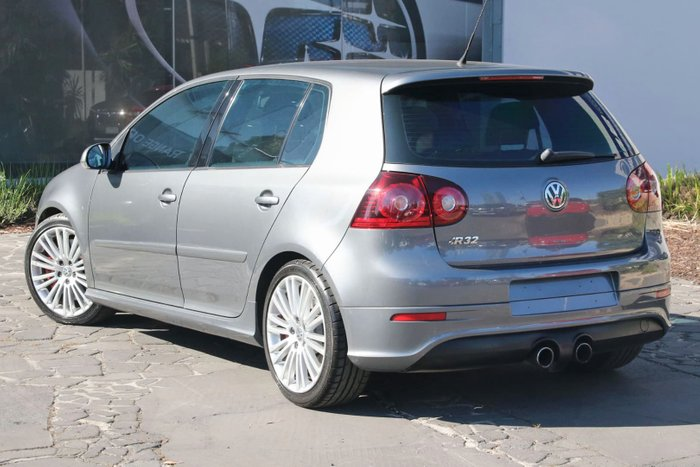 2006 Volkswagen Golf R32 V MY07 Four Wheel Drive Grey