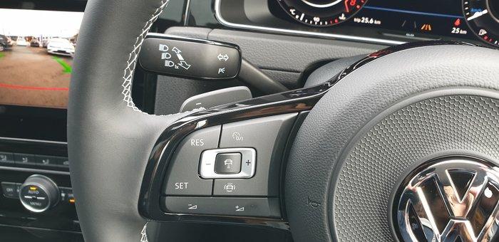 2019 Volkswagen Golf R 7.5 MY20 Four Wheel Drive White