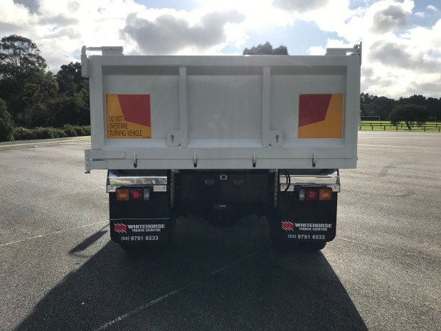 2019 FUSO FIGHTER 1627 FM65FH2RFAM null null White