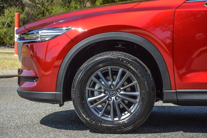 2019 Mazda CX-5 Touring KF Series 4X4 On Demand Red