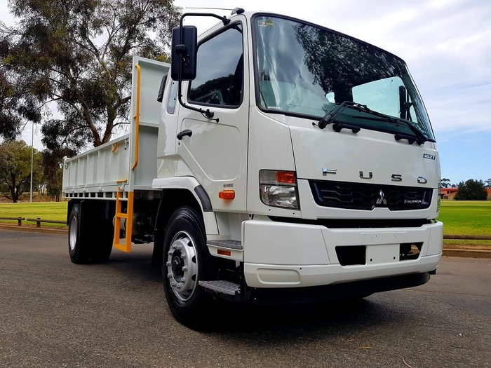 2019 FUSO FIGHTER 1627 AUTO TIPPER UNBELIEVABLE DEALS ON ENTIRE RANGE! null null null