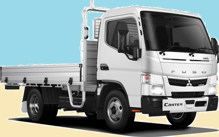 2019 FUSO CANTER 515 AUTO ALLOY TRAY UNBELIEVABLY FROM $155P/W** null null null